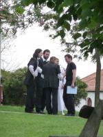 Asperges me... Pálosszentkút, 2010 pünkösdje; előkészületben