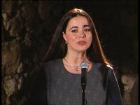 A várakozás zsoltára (DVD); a  felvétel 2005-ben készült Vácott a Katlan pincében (Sudár Annamária)